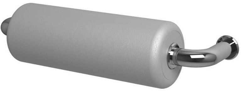 Фото - Подголовник для ванны серебристый Riho AH01115 подголовник для ванны черный riho ah07110