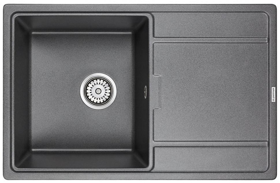 Кухонная мойка Paulmark Flugen графит PM217850-DG