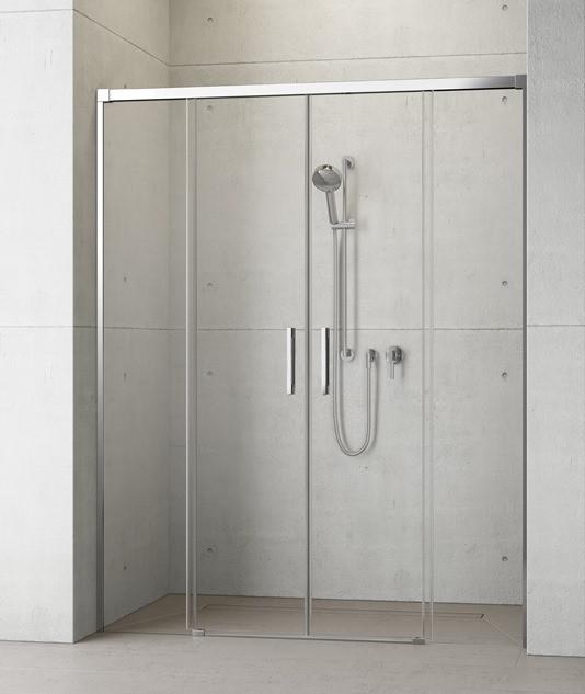 Душевая дверь Radaway Idea DWD 180 прозрачное недорого