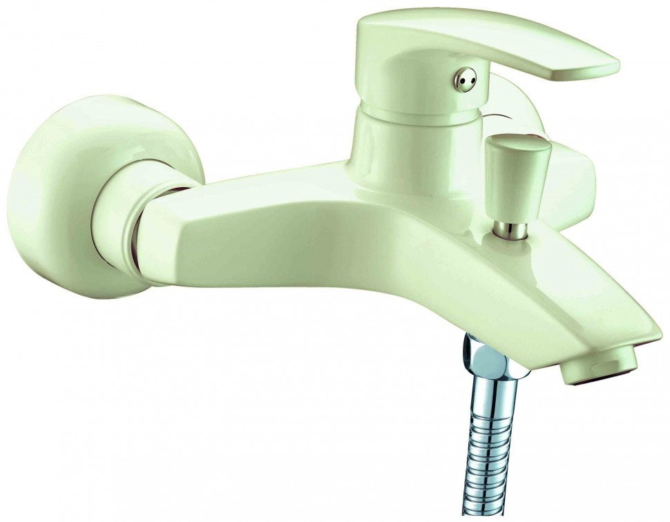 Elghansa Scarlett 2322225 IVORY Смеситель для ванны смеситель для ванны коллекция termo 6700857 однорычажный хром elghansa эльганза