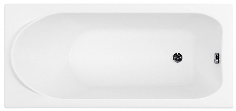 Акриловая ванна 169x68,8 см Aquanet Nord 00205290 акриловая ванна aquanet nord 160х70