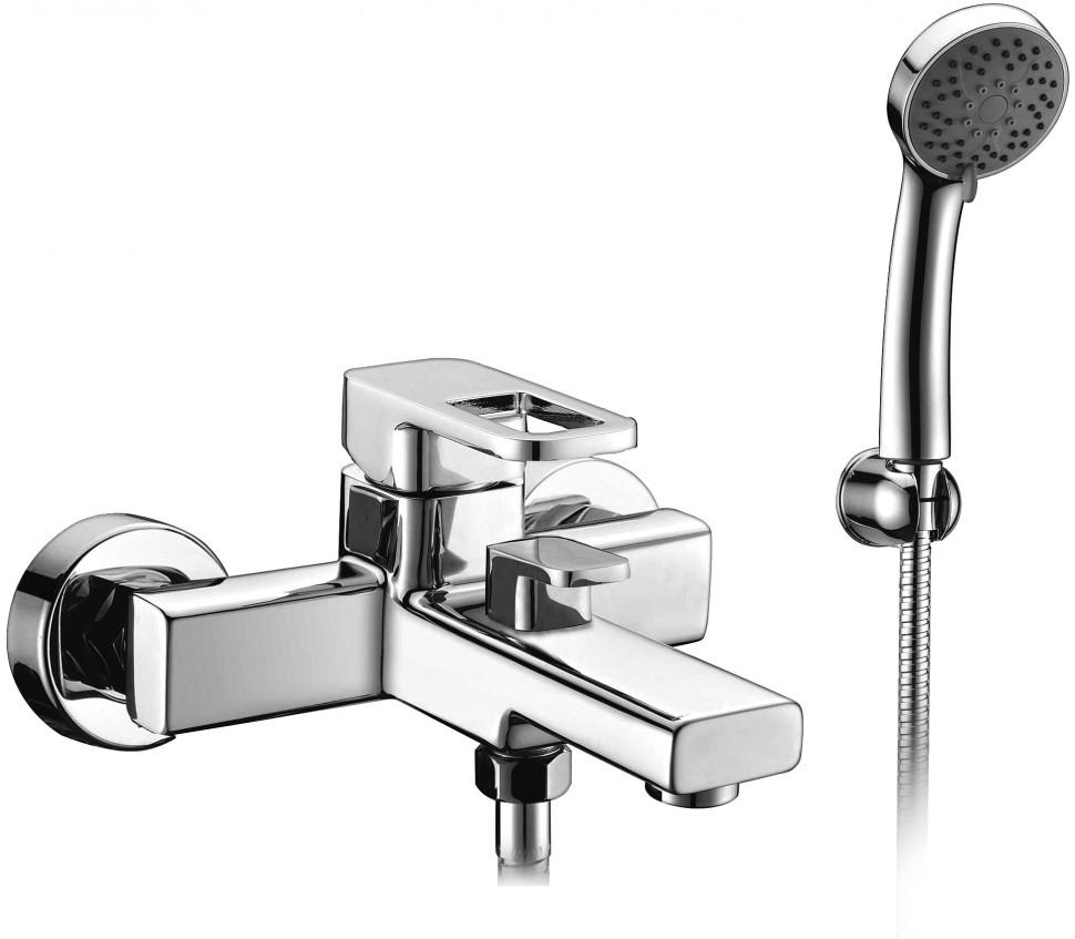 Смеситель для ванны Elghansa Mondschein New 2320233 смеситель на борт ванны elghansa mondschein 1602335