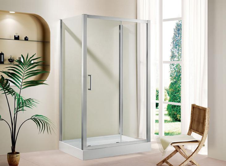 цены Душевой уголок Cezares Porta 110x90 см прозрачное стекло PORTA-D-AH-12-110/90-C-Cr