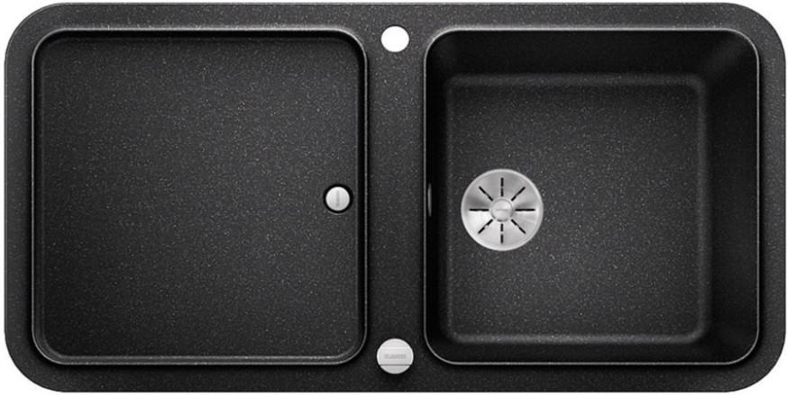 Кухонная мойка Blanco Yova XL 6S InFino антрацит 523594