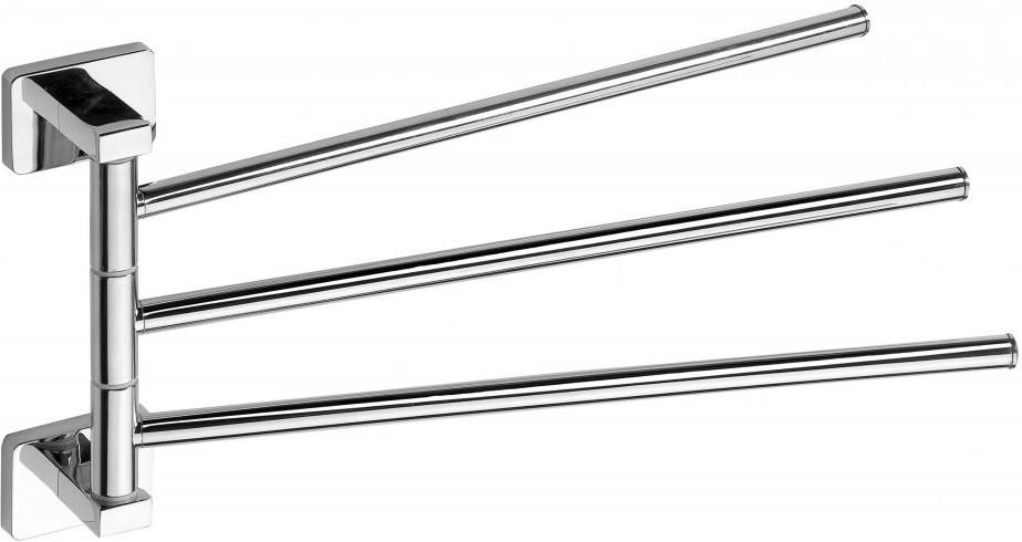 Полотенцедержатель тройной поворотный Bemeta Niki 153104112 недорого