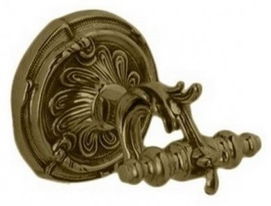 Крючок двойной бронза Art&Max Barocco AM-1784-Br
