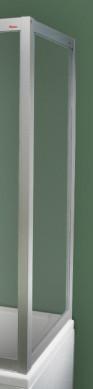 Боковая стенка Ravak APSV-75 сатин Transparent 95030U02Z1 ravak apsv 80 80х137 см 95040102z1