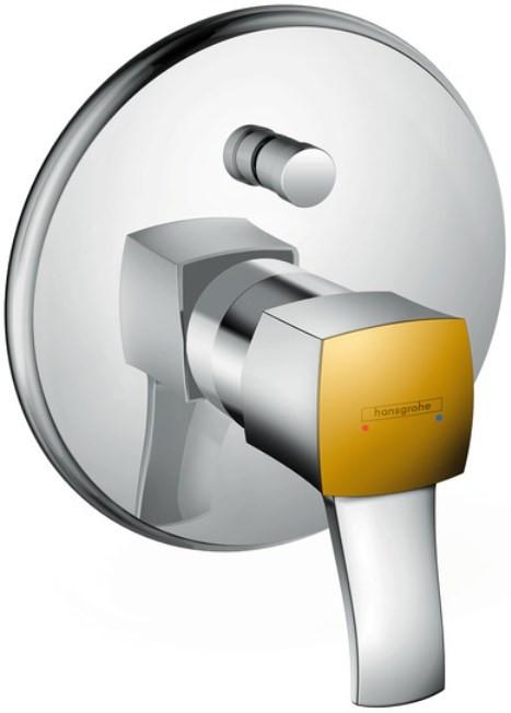 Смеситель для ванны Hansgrohe Metropol Classic 31345090 смеситель для ванны hansgrohe metropol s 14461000