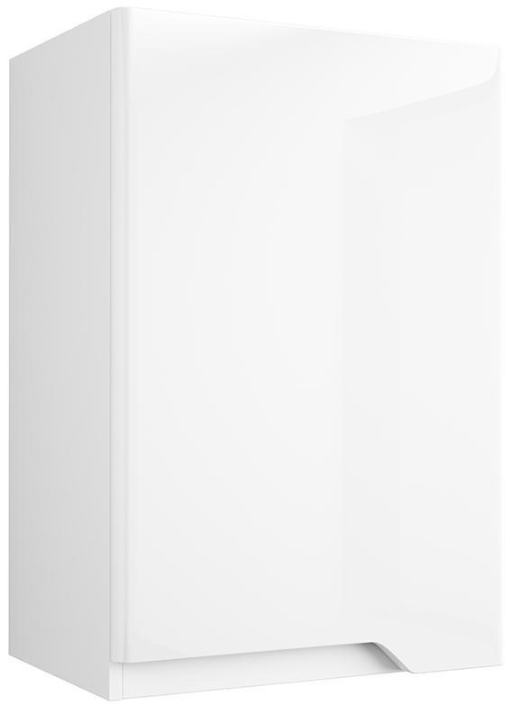 Шкаф одностворчатый 50х70 см белый глянец R Alvaro Banos Armonia 8404.0900