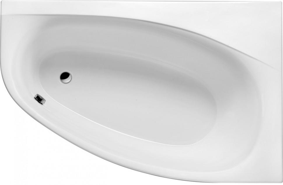 Акриловая ванна 170х110 см правая Excellent Kameleon WAEX.KMP17WH цена