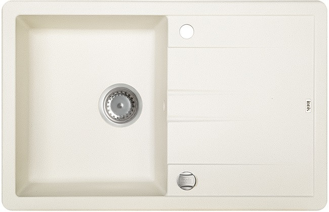 Кухонная мойка белый IDDIS Vane G V15W781I87 цена
