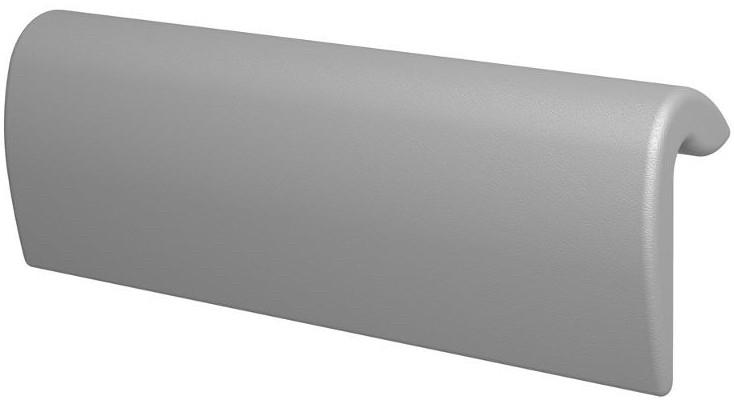 Фото - Подголовник для ванны серебристый Riho AH07115 подголовник для ванны черный riho ah07110