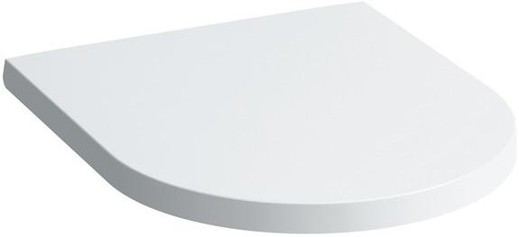 Фото - Сиденье для унитаза с микролифтом Laufen Kartell by Laufen 8.9133.3.000.000.1 сиденье для унитаза с микролифтом laufen palace 8 9170 1 300 000 1