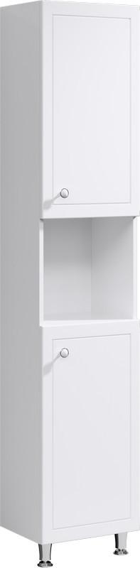 Пенал белый глянец Aqwella Franchesca FR0504 недорого