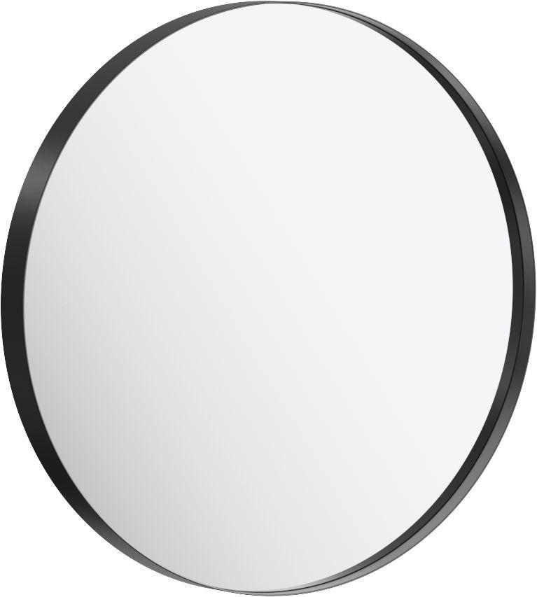 цена Зеркало 60х60 см черный Aqwella 5 Stars RM RM0206BLK онлайн в 2017 году