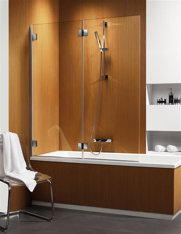 Шторка для ванны Radaway Carena PND 130 L коричневое