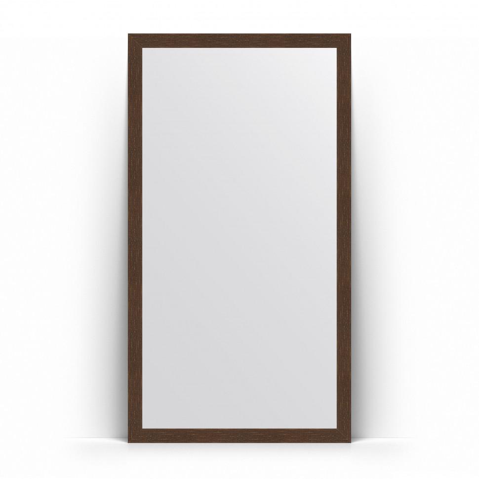 Зеркало напольное 108х197 см мозаика античная медь Evoform Definite Floor BY 6015 зеркало evoform definite 146х56 мозаика античная медь