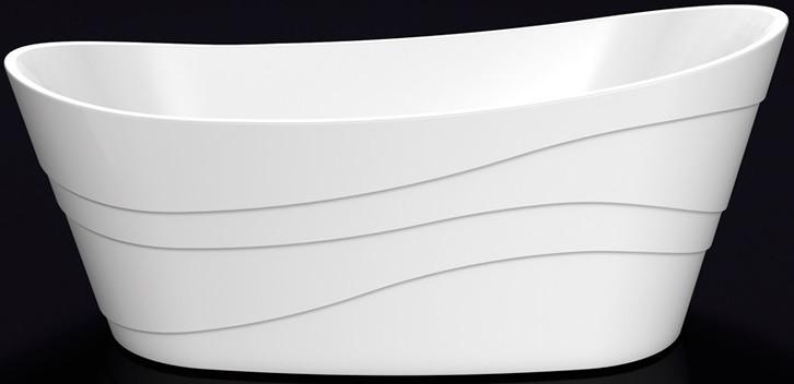 Акриловая ванна 170х74,5 см Lagard Alya White Star lgd-alya-ws светильник на штанге arlight lgd 2282 lgd 2282bk 45w 4tr white 24deg