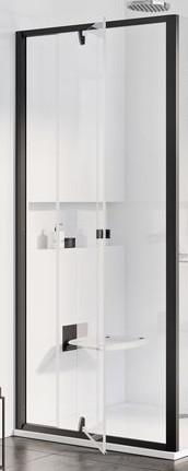 Душевая дверь 120 см Ravak Pivot прозрачное 03GG0300Z1 фото