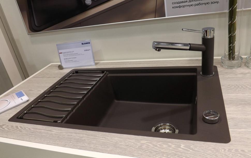цена на Кухонная мойка Blanco Elon XL 6S Кофе 518744