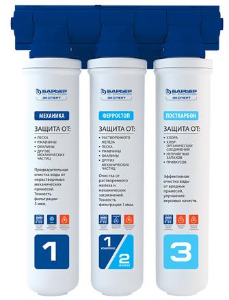 Фильтр Барьер Expert Ferrum H231P00 фильтр барьер expert hard