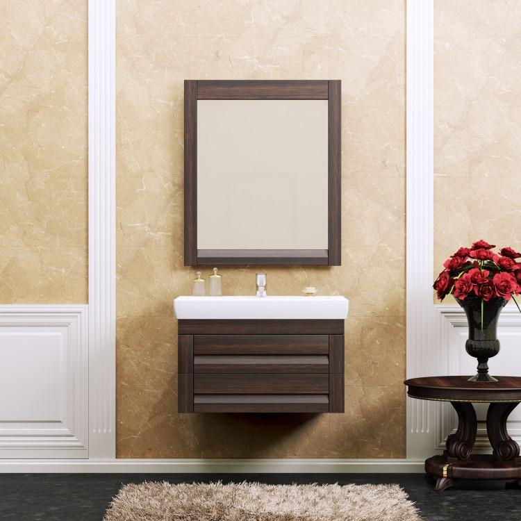 Фото - Комплект мебели венге 70 см Opadiris Лаварро LAVARRO70KOMVPOD комплект мебели opadiris лаварро z0000000969 z0000000693 191645