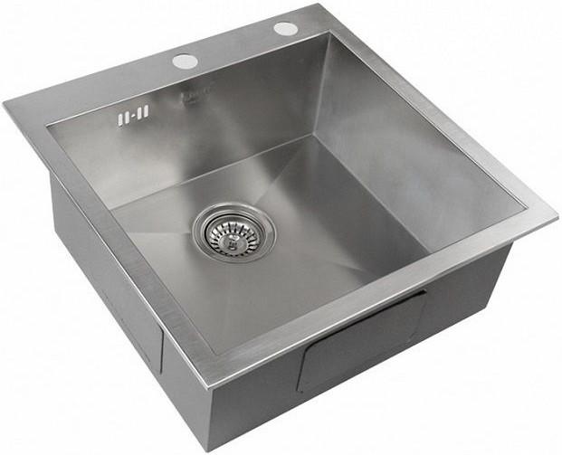 Кухонная мойка Zorg Inox X-5151 цены