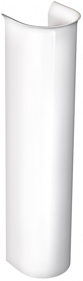 Пьедестал для раковины белый матовый Gustavsberg Estetic 727300S3 estetic form phyto slim