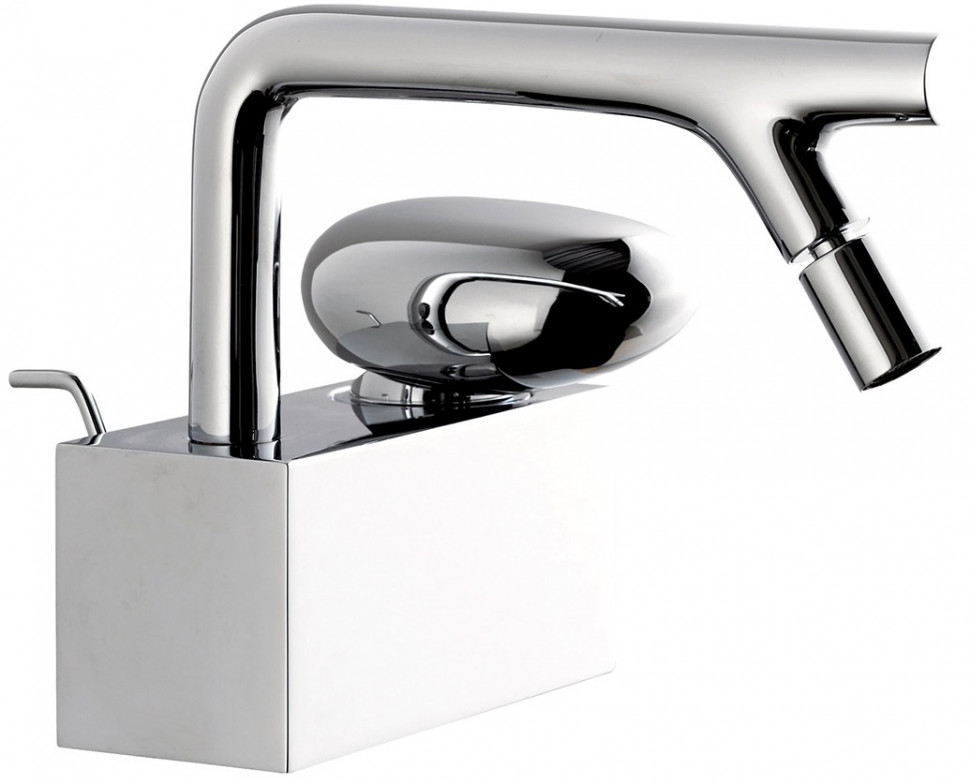 Смеситель для биде с донным клапаном Vitra Istanbul A41831EXP биде подвесное vitra istanbul 4256b003 0848