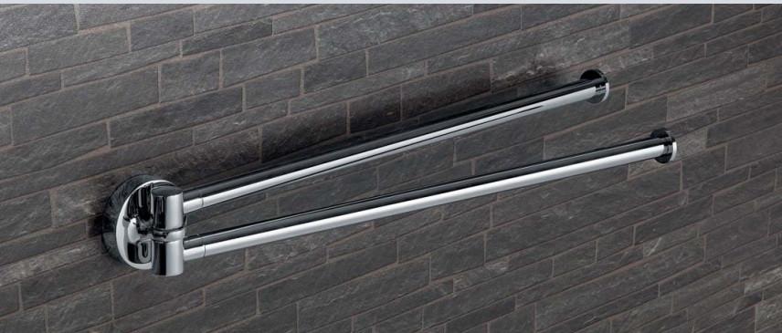 Полотенцедержатель 34,5 см Colombo Design Plus W4913 фото