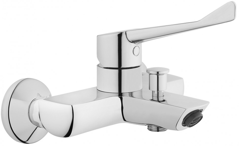 Смеситель для ванны Vitra AquaMed Solid S A42485EXP смеситель vitra aquamed solid s a42485exp для ванны