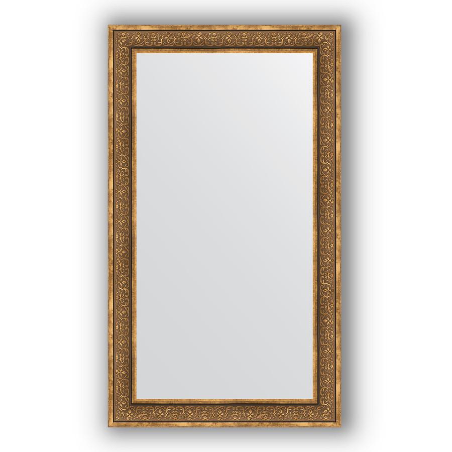 Зеркало 83х143 см вензель бронзовый Evoform Definite BY 3319 зеркало evoform definite 153х63 вензель бронзовый