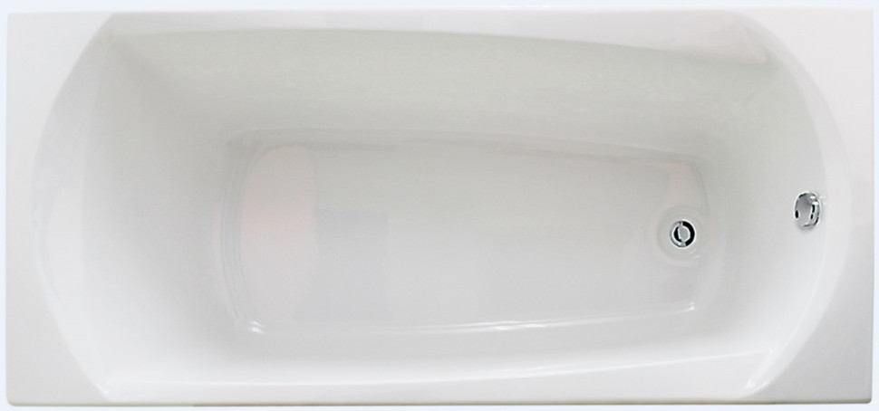Акриловая ванна 140х70 см 1Marka Elegance 01эл1470