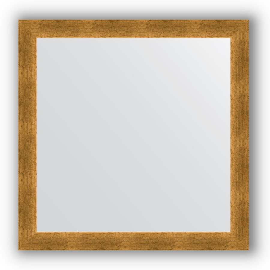 Зеркало 74х74 см травленое золото Evoform Definite BY 0668