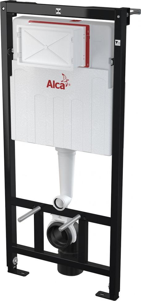 цена на Скрытая система инсталляции для сухой установки (для гипсокартона) AlcaPlast AM101/1120