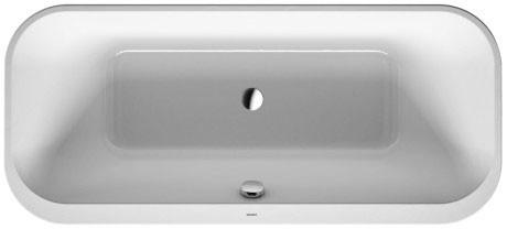 Фото - Акриловая ванна 180х80 см Duravit Happy D.2 700320000000000 раковина 50х22 см duravit happy d 2 0711500008