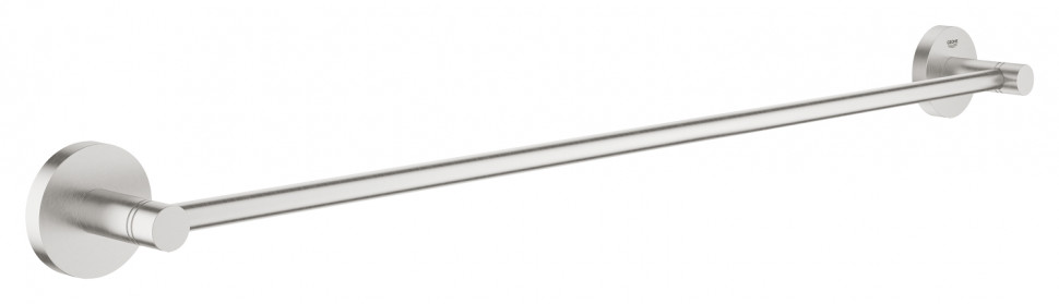 Полотенцедержатель 65,4 см Grohe Essentials 40366DC1 полотенцедержатель grohe essentials 40366001