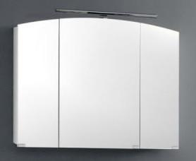 Зеркало-шкаф 80х65 см белый Kolpa San Iman OGI WH