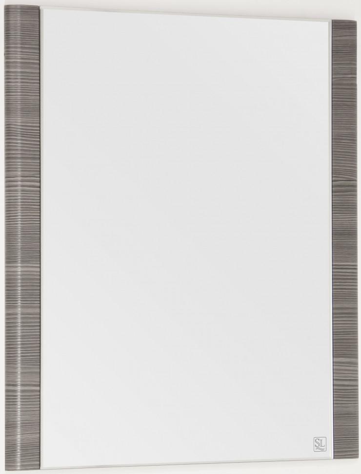 Зеркало 60х70 см шелк зебрано Style Line Лотос LC-00000486