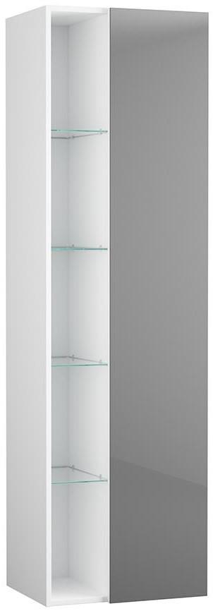 Пенал подвесной белый глянец Alvaro Banos Armonia 8404.0300 недорого