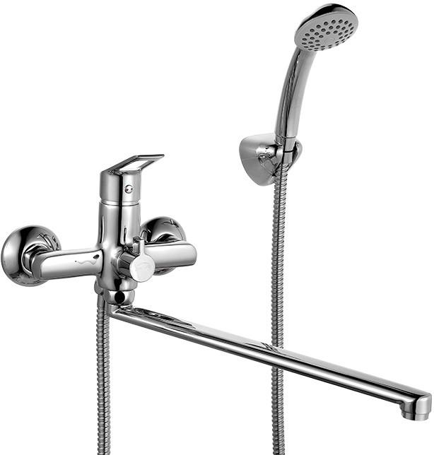 все цены на Смеситель для ванны Milardo Amur AMUSBLCM10 онлайн