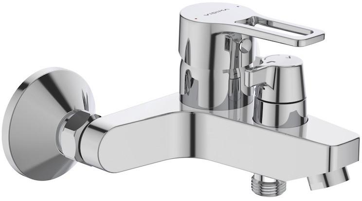 Фото - Смеситель для ванны Vidima Hype BA399AA смеситель для ванны vidima нео ba334aa