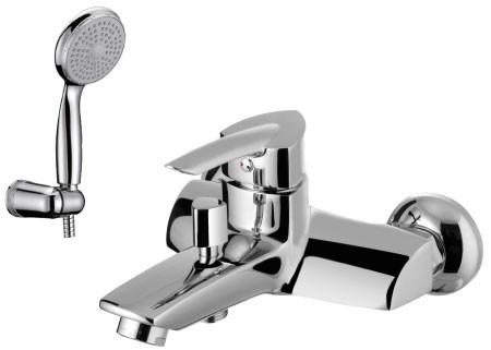 цена на Смеситель для ванны с душем Lemark Mars LM3502C