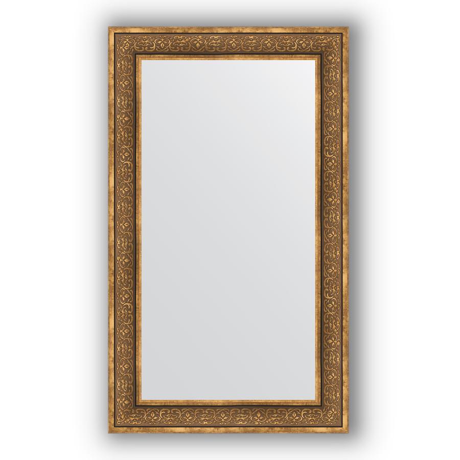 Зеркало 73х123 см вензель бронзовый Evoform Definite BY 3223 зеркало evoform definite 153х63 вензель бронзовый