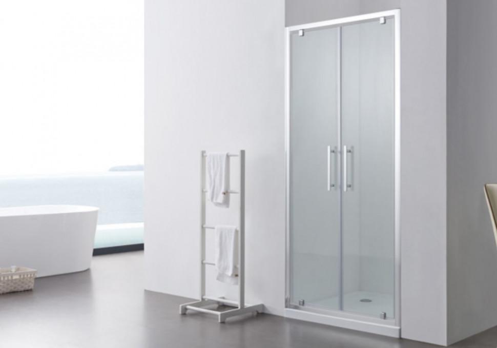Душевая дверь 80 см SSWW LD60-Y22/80 прозрачное