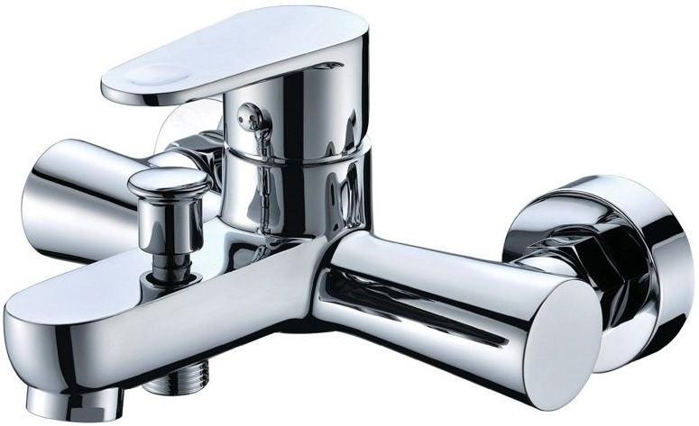 Смеситель для ванны Kaiser County 55222 смеситель для ванны коллекция county 55221 4 однорычажный белый kaiser кайзер