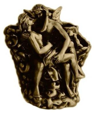 Держатель зубных щеток настольный бронза Art&Max Romantic AM-0081B-B