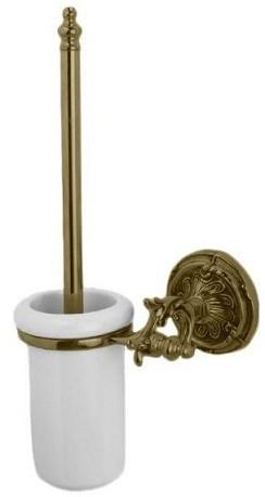 Ершик для унитаза бронза Art&Max Barocco AM-1785-Br