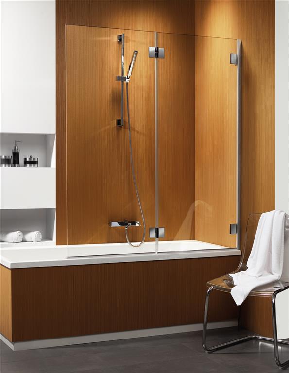 Шторка для ванны Radaway Carena PND 130 R коричневое