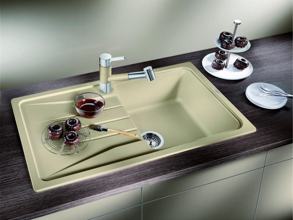 Кухонная мойка Blanco Sona 45S Жасмин 519666